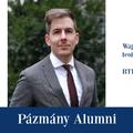 Pázmány Alumni: interjú Wappler Ádámmal, a BTK és a HTK egykori hallgatójával