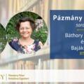Pázmány könyvtár: interjú Bajáki Ritával és Báthory Orsolyával