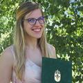Pázmány Alumni: interjú Sánta Lúciával, a BTK egykori hallgatójával