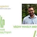 Fiatal kutatók: beszélgetés Vághy Mihály Andrással