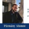 Pázmány Alumni: interjú Lőw Gergely atyával, a HTK egykori hallgatójával