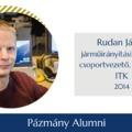 Pázmány Aumni: Beszélgetés Rudan Jánossal, az ITK egykori hallgatójával