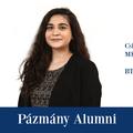 Pázmány Alumni: interjú Csirmaz Evelinnel, a BTK egykori hallgatójával