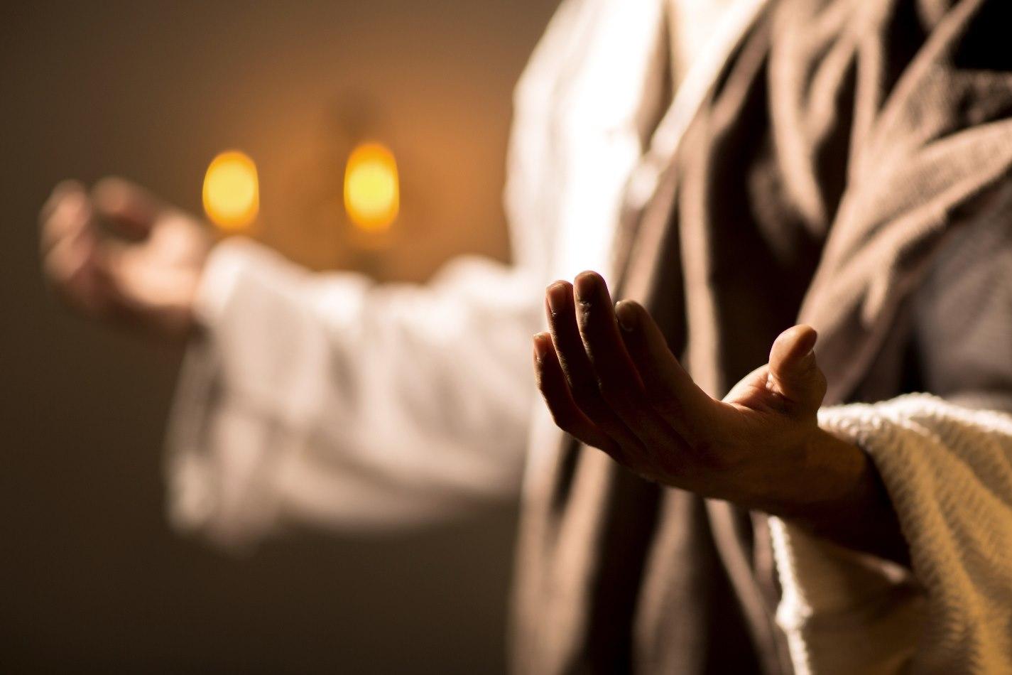 """""""Álljatok meg és lássátok, hogy én vagyok az Isten"""""""