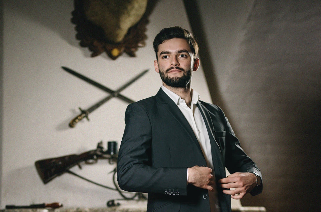 Büszkeségeink: Nagy Csomor András népzenész, a JÁK hallgatója