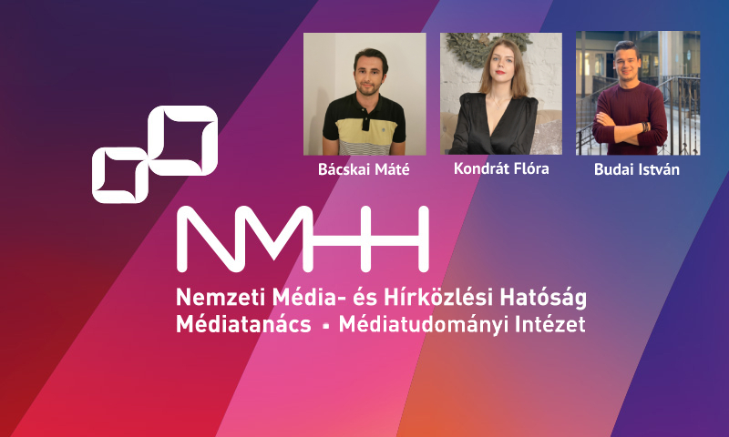 Pázmányos sikerek az NMHH pályázatán