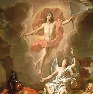 Krisztus feltámadott