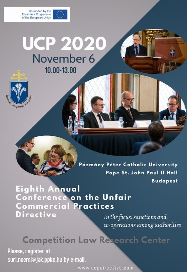 Online nemzetközi szakmai konferencia a Pázmányon