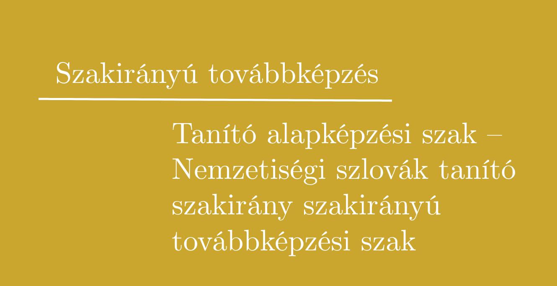 Nemzetiségi nyelv tanítása