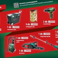 Gratulálunk a Bosch-PrimaNet nyereményjáték nyerteseinek!
