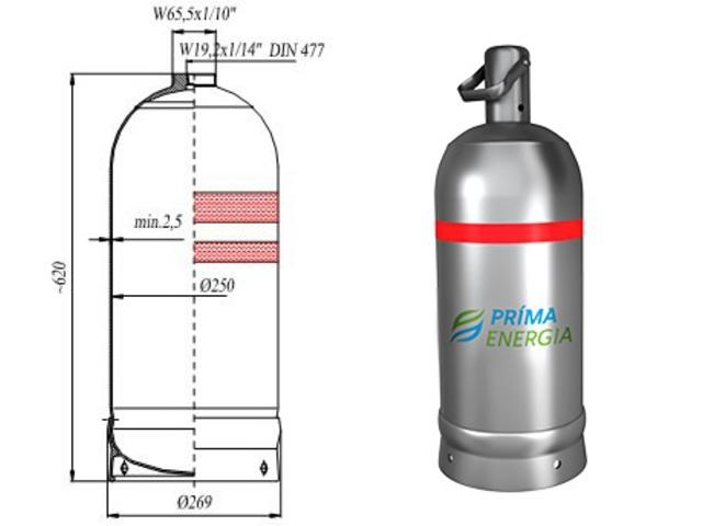 Gáz nyomáscsökkentő elhelyezése