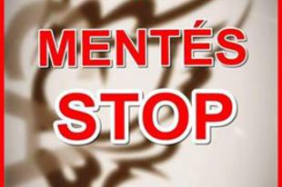 Mentés stop