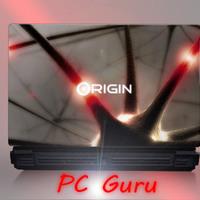 Origin notebook gamereknek