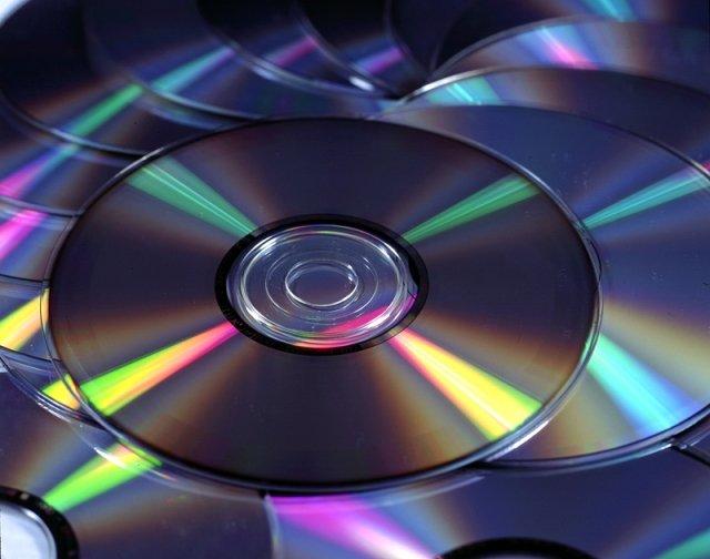 CD nyomtatás után