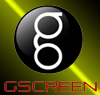 gScreen logo
