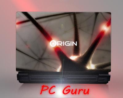 Origin Eon18 notebook modell