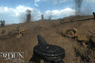 PC játékok ingyen : Verdun és Defense Grid: The Awakening (Epic)
