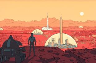 Szerezz egy ingyenes Surviving Mars példányt a steam-en , ha feliratkozol a Humble Bundle hírlevelére
