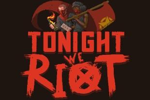 tonight we riot gog ingyen
