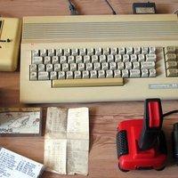 Commodore játékkazetta szerzemények
