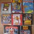 Dobozos Commodore játékok