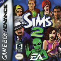 The Sims 2 Game Boy Advance teszt