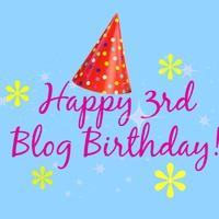 Blogszülinap | A bűvös 3. év |