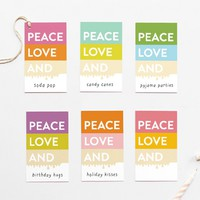Miért éppen Peace, Love and... ?