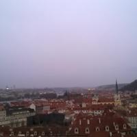 Az élet mindig Prága