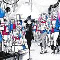 Stay Evil, Doll Face! #Harleyquinn Halloween Make Up