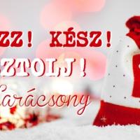 {Vigyázz! Kész! Posztolj!} - VKP Karácsony- Gift Swap