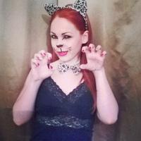 Last minute ~Halloween~ cica smink és jelmez