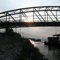 Dunai pergető parti