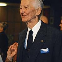 Parti Galéria: Városfoglalás - Pécs arcai 83: Prof. Dr. Pálffy György (1920-)