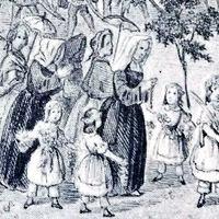 Pécsi hölgyek és a magyaros divat