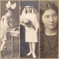Zengey Ágnes I.  Gondtalan (?) gyermekévek