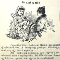 Veréb Jankó és a nők IV. Óh azok a nők!