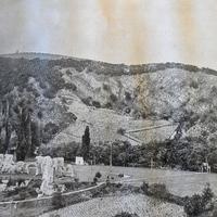 Konfetticsata, tűzijáték, malacok - Tettye 1918