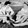Az atlétika pécsi bajnoknői (1944)