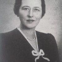Szanathy Aniella, az Erzsébet Kollégium