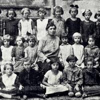 Elfeledett tanárnők és gyermekarcok II. (Hanuy Etelka és az I. A)