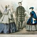 Jámbor Irma kampánya a magyaros ruhák mellett (1860)
