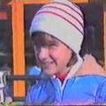 Félévi bizonyítványosztás a Nevkóban - 1986. január
