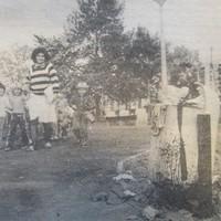 Szemetelés a Kertvárosban - 1988. február