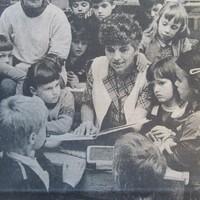 Pedagógusnap Pécsen - 1988. június