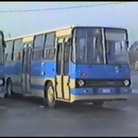Új Ikarus autóbuszokkal gazdagodott Pécs tömegközlekedése - 1986. január