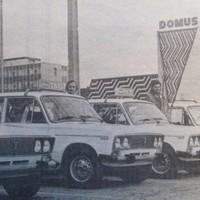 Egyre több a magántaxi a pécsi utakon - Rohamosan fogy a Volán-taxi állománya - 1989. július