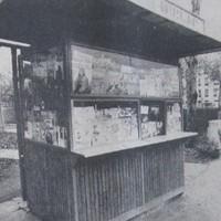 Új típusú újságárusító pavilon jelent meg Uránvárosban - 1987. november