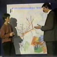 Átadták az első lakásokat a Rózsadombon - 1986. november