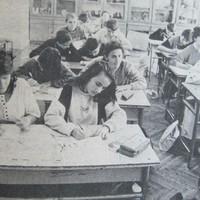 Pályaválasztás előtt - A továbbtanulásról kérdezte a pécsi nyolcadikosokat a KTV - 1988. december